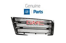 For GMC Terrain 2010-2015 Front Grille Chrome w/ GMC Emblem GM Genuine OEM