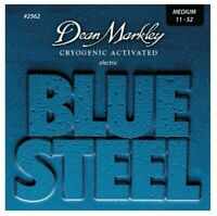 Dean Markley 2562 Blue Steel Electric Guitar Strings -.011-.052 Medium