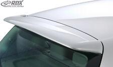 RDX Dachspoiler VW Golf 5 Heckspoiler Heck Dach Flügel Spoiler Dachkantenspoiler