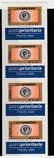 FRANCOBOLLI - 2004 REPUBBLICA PRIORITARIA € 0,60 STRISCIA DI 4 VARIETA' Z/9658