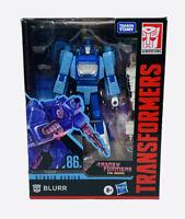 Transformers Studio Series BLURR #86 Deluxe Class Action Figure 🔥🔥