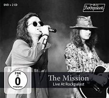 Mission Uk Live At Rockpalast 3 CD NEW sealed