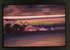 1976 Shirley Muldowney Top Fuel Dragster @ Fremont Raceway - Vtg 35mm Race Slide