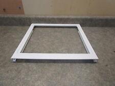 New listing Frigidiare Refrigerator Crisper Frame 16 1/2 X 16 1/2 Part# 240350903