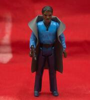 Vintage Star Wars Lando Calrissian Action Figure w/ Blaster
