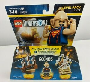 Lego Dimensions - Goonies Level Pack # 71267 - Lego 2017