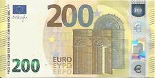 European Union EU France 200 Euro 2019 P-25u UNC