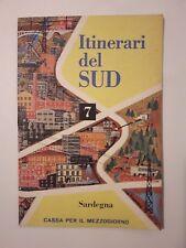 Brochure Turismo Itinerari del Sud n.7 Sardegna