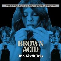 Various Artists - Brown Acid - The Sixth Trip / Various [New Vinyl LP]