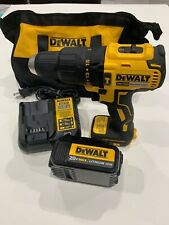 DEWALT DCD778 1/2 20V Brushless Lithium Ion Drill Driver With 3ah Battery