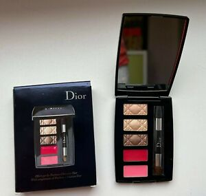 DIOR MAKEUP GLOW SIHNATURE PALETTE EYES LIPS VIP GIFT