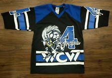 NEW WCW 4 Four Horsemen Jersey Shirt Youth XL Authentic WWE WWF nWo NWA NJPW ECW