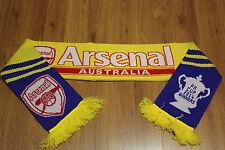 Arsenal Australia Soccer Scarf FA Cup 2014