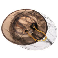 Beekeeping Veil Hat Anti-mosquito Insect Fly Face Protection for Beekeepers