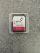Special Offer - Lastest Vw Seat Skoda Rns315 V12 2020 Sd Map Update West Europe