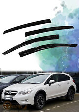 For Subaru Impreza 11-16 Hatchback Deflector Window Visor Guard Weather Shield