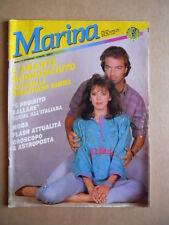 MARINA n°326 1988 FOTOROMANZO edizioni Lancio  [G574]