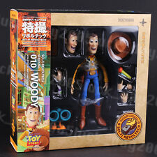 Kaiyodo DISNEY Revoltech 010 SCI-FI TOY STORY WOODY Action Figure