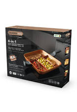 Quadrapan Professional 4-in - 1 Multi Cottura Pan, come visto in TV High Street