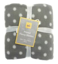 Official Cats Protection Printed Fleece Blanket Pet Supplies