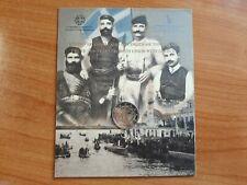 GRIEKENLAND GREECE HELLAS COINCARD 2 EURO 2013 100 YEARS CRETE