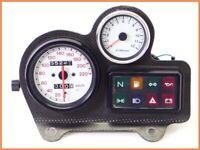 1995 DUCATI MONSTER M900 Custom Meter Assy Tachometer & Carbon Cover kkk