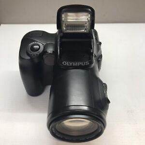 Vintage Olympus IS-3000 35mm Film Camera  35-180mm f/4.5-5.6 ED Lens
