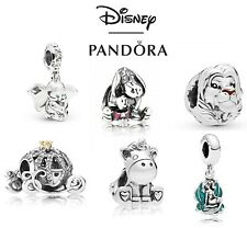 New Pandora Disney Silver Sterling Charm Ale 925 With Gift Pouch