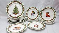 Traditions Holiday Celebrations Dinnerware Christmas Christopher Radko China