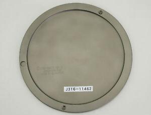 """11462 APPLIED MATERIALS 8"""" TI SHUTTER DISK 0020-26973"""