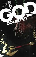 God Country Comic Issue 4 Modern Age First Print 2017 Cates Shaw Wordie Hill