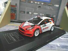 FORD Fiesta RS WRC Rallye Monte Carlo 2016 #16 Kubica Lotos DCC IXO SP 1:43