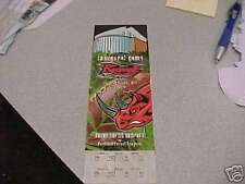 GRAND RAPIDS RAMPAGE 1st GAME TICKET - Arena Football