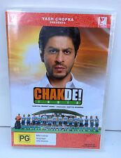 Chak De India Bollywood (Hindi) Movie - Brand new & Sealed DVD