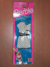 VINTAGE BARBIE 1991 FASHION FINDS MOC DRESS CLOTHES # 2982