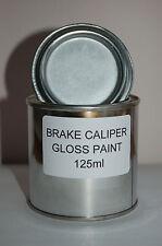 SILVER BRAKE CALIPER PAINT METAL STEEL ENGINE High Temperature 125ml