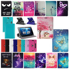 For Telstra Enhanced Tablet 10.1 inch Universal Stand PU Leather Case Cover