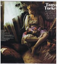 LP TANYA TUCKER WOULD YOU LAY WITH ME