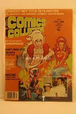 Comics Collector #9 FN ; Krause comic book, Fall 1985