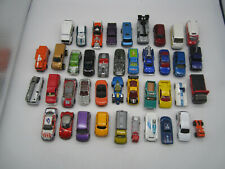 Lot of Hot Wheels Matchbox & Other Die Cast Cars Trucks etc 41 Vehicles