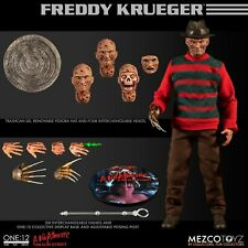 A Nightmare on Elm Street Freddy Krueger 1984 One:12 Collective Action Figure