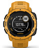 Garmin Instinct Sunburst Outdoor GPS Orange Mens Smartwatch 010-02064-03 £269.99