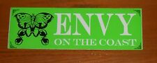 Envy On the Coast Bumper Sticker 2-Sided Original 2007 Promo 6x2