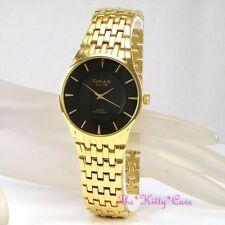 OMAX Armbanduhren mit Schweizer Uhrwerk