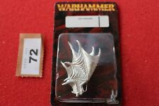 Games Workshop Warhammer Dark Pegasus Ailes Kit METAL NEW Épuisé Troll GW Elfes