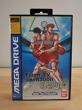 From TV Animation Slam Dunk Mega Drive Megadrive Japan