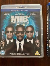 Men In Black 3 (3D Blu-ray, 2012)