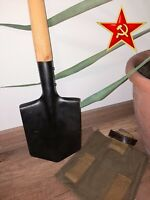 MPL-50. Vintage СССР 1984 Old New Stock Military Army infantry Shovel Case