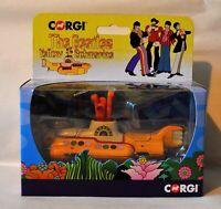Corgi CC05401 The Beatles Yellow Submarine 50th Anniversary Die Cast Model