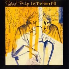Robert Fripp - Let The Power Fall - Frippertronics 1981 Editions EG NEW Cassette